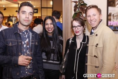tom renaud in GQ Mag & J.Crew Men Party @ The Grove
