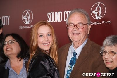 tom skeeter in Sound City Los Angeles Premiere