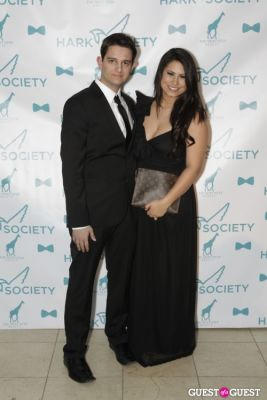alyssa taveras in The Hark Society's 2nd Annual Emerald Tie Gala