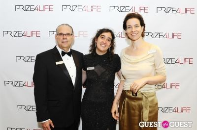 tomas leavitt in The 2013 Prize4Life Gala