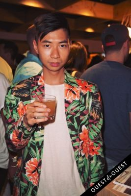 tommy lei in Bonobos Guideshop LA Opening