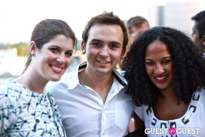 tommy mcfly in Gilt City Launch Party