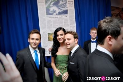 tommy mcfly in Washington Post WHCD Reception 2013