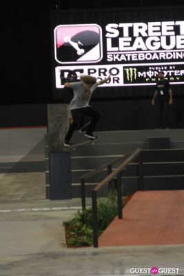 tommy sandoval in Street League Skateboard Tour