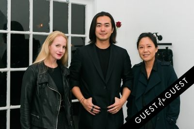 elizabeth hildebrand in Tomoyuki Iwanami Launches T BY CONCEPT LAtest™ Boutique