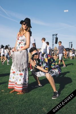 toni tezlaff in Coachella 2015 Weekend 1