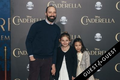 tony hale in Premiere of Disney's
