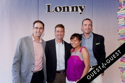 danny khatib in Thom Filicia Celebrates the Lonny Magazine Relaunch