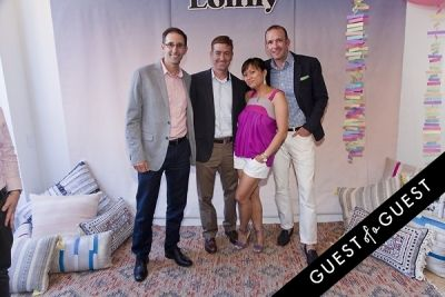 irene edwards in Thom Filicia Celebrates the Lonny Magazine Relaunch