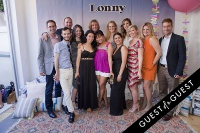 sean santiago in Thom Filicia Celebrates the Lonny Magazine Relaunch