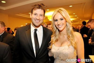 tony romo in The White House Correspondents' Association Dinner 2012