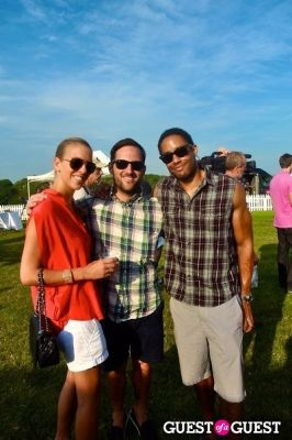deric bradford in 2011 Bridgehampton Polo Challenge, week one