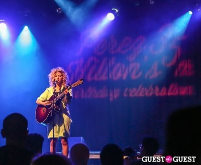 tori kelly in Perez Hilton 35th Birthday Pajama Party