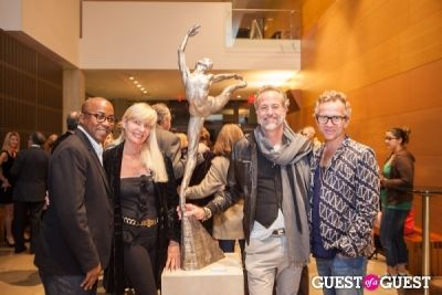 torsten witte in Barak Ballet Reception at The Broad Stage
