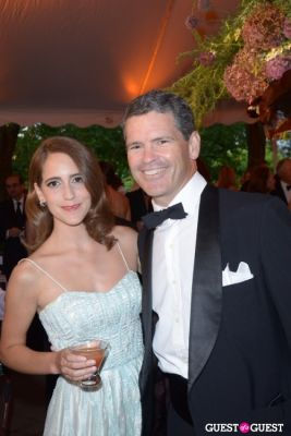 tory berner in The New York Botanical Gardens Conservatory Ball 2013