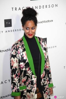 tracee ellis-ross in Gwyneth Paltrow and Tracy Anderson Celebrate the Opening of the Tracy Anderson Flagship Studio in Brentwood