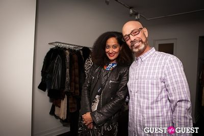 tracee ellis-ross in Decades & Bea Szenfeld Art & Fashion  Hosted by B. Åkerlund