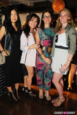 kristina chu in VIA SPIGA 25TH ANNIVERSARY EVENT/PARTY