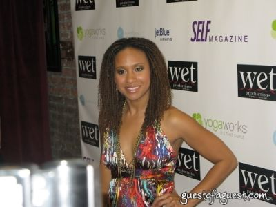 tracie thoms in Love:WET