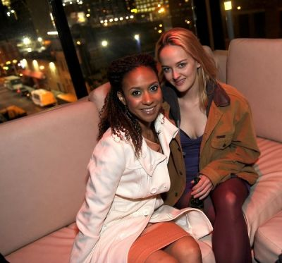 tracie thoms in Gen Art Film Festival After Party .. Fri and Mon
