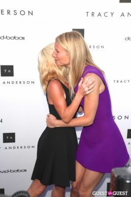tracy anderson in Gwyneth Paltrow and Tracy Anderson Celebrate the Opening of the Tracy Anderson Flagship Studio in Brentwood