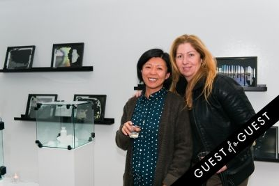 sarah choufani in Tomoyuki Iwanami Launches T BY CONCEPT LAtest™ Boutique
