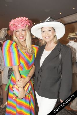 tracy stern in Socialite Michelle-Marie Heinemann hosts 6th annual Bellini and Bloody Mary Hat Party sponsored by Old Fashioned Mom Magazine