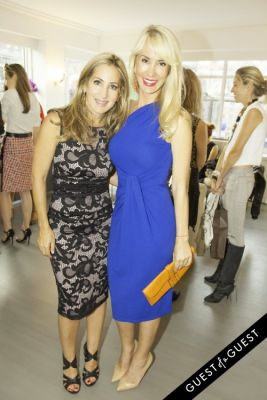 tracy stern in Charriol Jewelry Launch