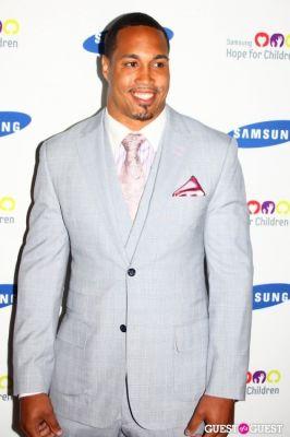 travis beckum in Samsung 11th Annual Hope for Children Gala