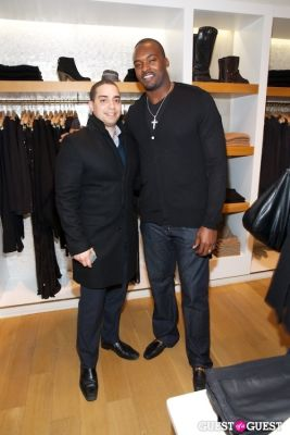 travis felde in Calypso St Barth Holiday Shopping Event With Mathias Kiwanuka