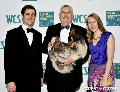 trevor kempner in Wildlife Conservation Society Gala 2013