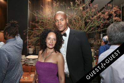 trinice aponte in EN Japanese Brasserie 10th Anniversary Celebration