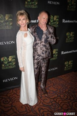 trudy styler in Revlon Concert For The Rainforest Fund Arrivals