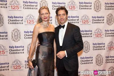 tullan holmqvist in Italy America CC 125th Anniversary Gala
