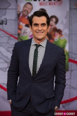 ty burrell in Premiere Of Disney's