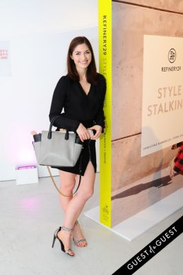tyler atwood in Refinery 29 Style Stalking Book Release Party