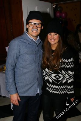 tyler brown in 4th Annual NYJL Après-Ski Winter Party