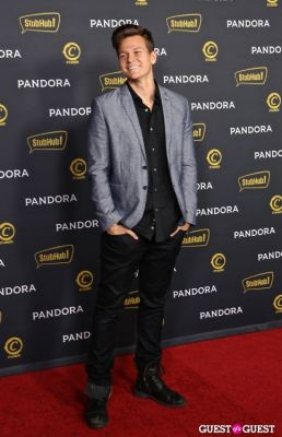 tyler ward in Pandora Hosts After-Party Featuring Adrian Lux on Music's Most Celebrated Night
