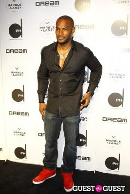 tyson beckford in Grand Opening of Dream Downtown Hotel