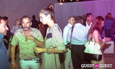ugo cacciatori in Baguettemania: Fendi + Maxfield Celebrate The Baguette