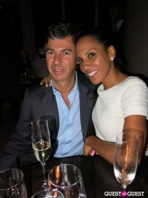 ugo colombo in Chanel Bal Harbour Boutique Re-Opening Party And Dinner