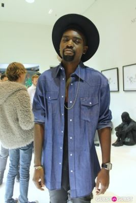 ugo mozie in Aitor Throup x H. Lorenzo New Object Research Launch