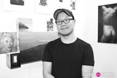 un songbjihn in New York Academy of Art's 2013 Tribeca Ball