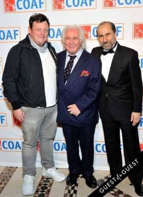 tony shafrazi in COAF 12th Annual Holiday Gala