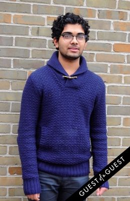 uzair bandagi in Detroit Street Style