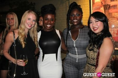 uzo aduba in New York magazine and The Cut's Fashion Week Party