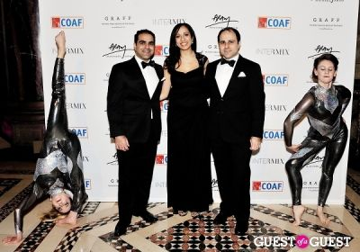 gato tatosian in Children of Armenia Fund 10th Annual Holiday Gala