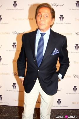 valentino garavani in NY Special Screening of The Intouchables presented by Chopard and The Weinstein Company
