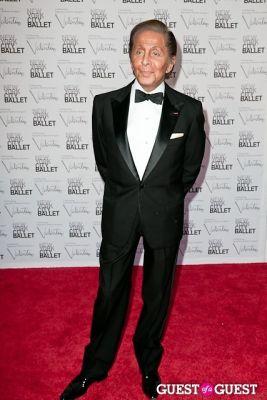 valentino garavani in New York City Ballet Fall Gala Celebrates Valentino