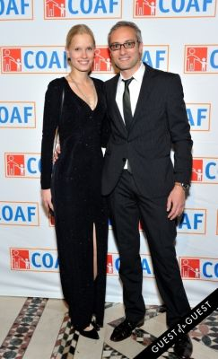 valentyna olieinikova in COAF 12th Annual Holiday Gala